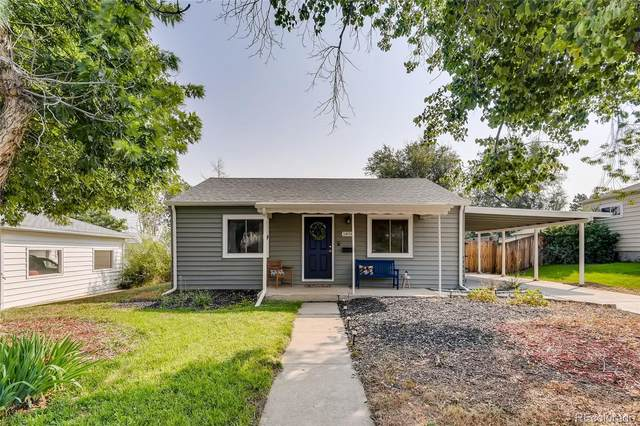 1850 S Knox Court, Denver, CO 80219 (MLS #5965177) :: Bliss Realty Group