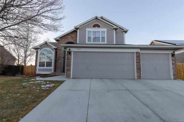 4905 W 128th Place, Broomfield, CO 80020 (#5965551) :: The Heyl Group at Keller Williams