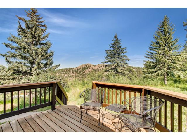 9019 Ute Drive, Golden, CO 80403 (#5966259) :: The Peak Properties Group
