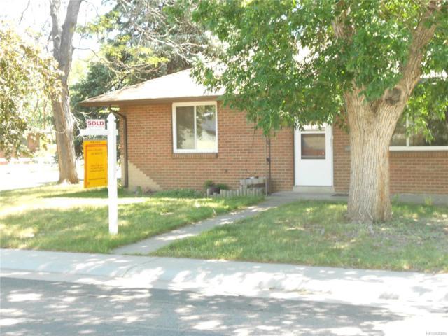 5420 Pierce Street, Arvada, CO 80002 (#5966822) :: Wisdom Real Estate