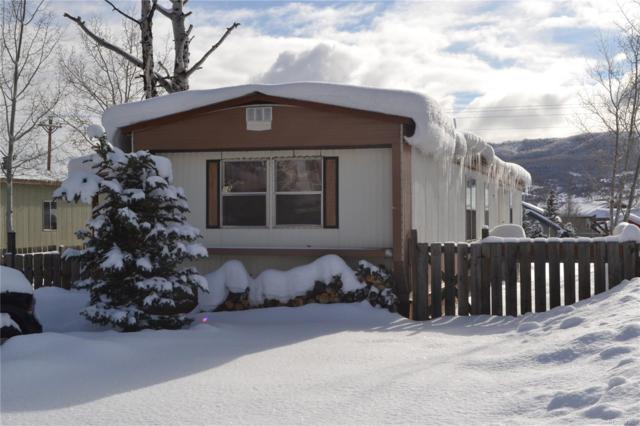 2900 W Acres Drive #20, Steamboat Springs, CO 80487 (#5966878) :: 5281 Exclusive Homes Realty