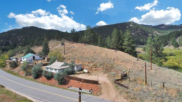 16774 Pine Valley Road, Pine, CO 80470 (#5966911) :: The DeGrood Team