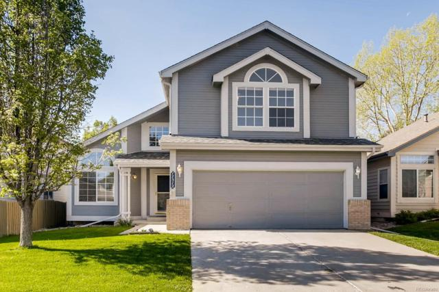 17312 Lindon Drive, Parker, CO 80134 (#5967053) :: The Galo Garrido Group