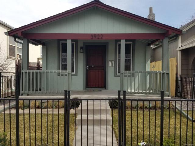 3922 N High Street, Denver, CO 80205 (#5967113) :: Hometrackr Denver