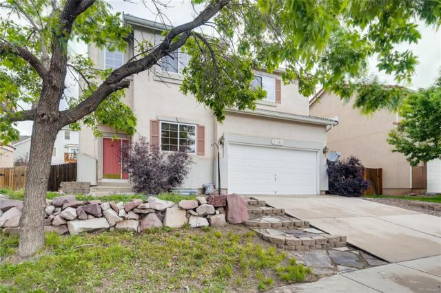 5680 Stable Court, Colorado Springs, CO 80920 (#5967280) :: The Griffith Home Team