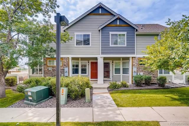 12810 Jasmine Street A, Thornton, CO 80602 (MLS #5967339) :: Stephanie Kolesar