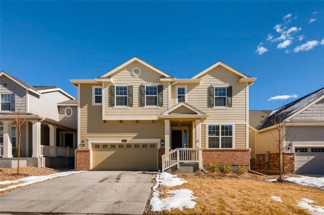 4892 S Wenatchee Circle, Centennial, CO 80015 (#5967498) :: The City and Mountains Group