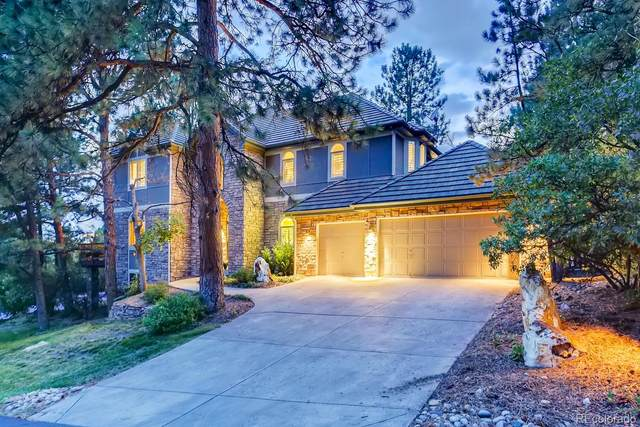 824 Good Hope Drive, Castle Rock, CO 80108 (#5968139) :: The DeGrood Team