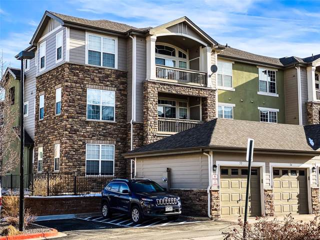 1560 Olympia Circle #308, Castle Rock, CO 80104 (#5968545) :: The Peak Properties Group