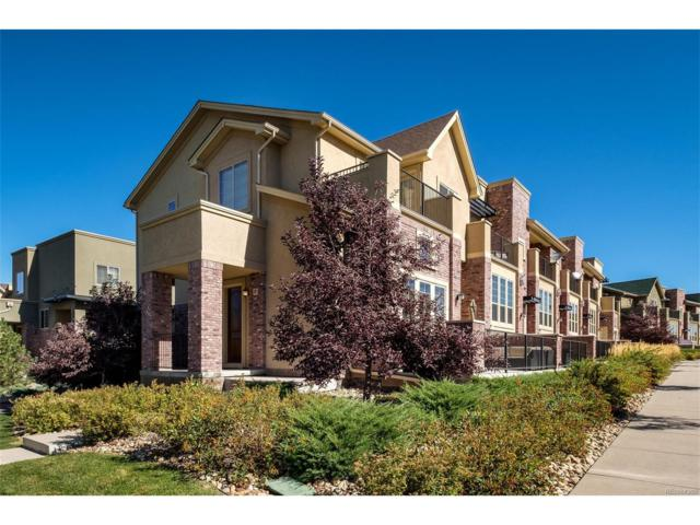 950 Elmhurst Drive F, Highlands Ranch, CO 80129 (MLS #5968687) :: 8z Real Estate