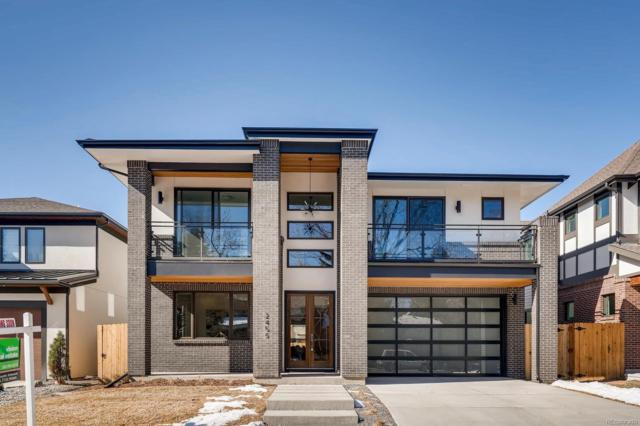 2455 S Garfield Street, Denver, CO 80210 (#5969530) :: The City and Mountains Group