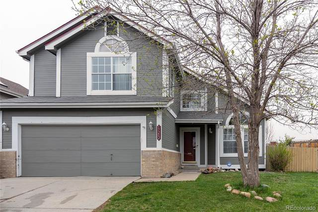 17202 Springfield Court, Parker, CO 80134 (#5969698) :: The Healey Group