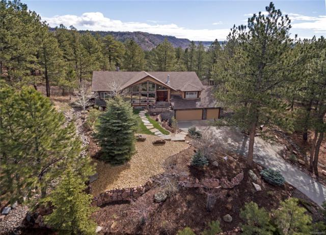 7510 Cameron Drive, Larkspur, CO 80118 (#5969699) :: The HomeSmiths Team - Keller Williams