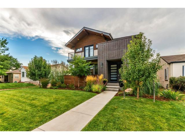 1141 S Cook Street, Denver, CO 80210 (#5969923) :: Thrive Real Estate Group