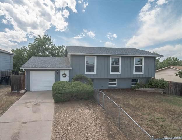 2312 E 96th Way, Thornton, CO 80229 (#5970139) :: Real Estate Professionals