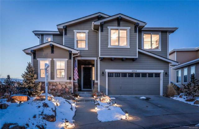 2755 Middlebury Drive, Highlands Ranch, CO 80126 (#5970198) :: The Heyl Group at Keller Williams