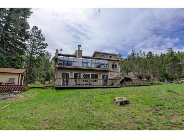 8280 Grizzly Way, Evergreen, CO 80439 (#5970346) :: The City and Mountains Group
