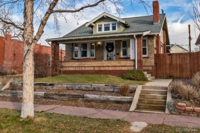 726 S Grant Street, Denver, CO 80209 (#5970536) :: Real Estate Professionals