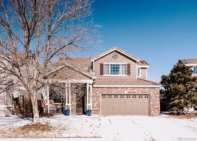 16583 E Geddes Place, Aurora, CO 80016 (#5970719) :: Symbio Denver