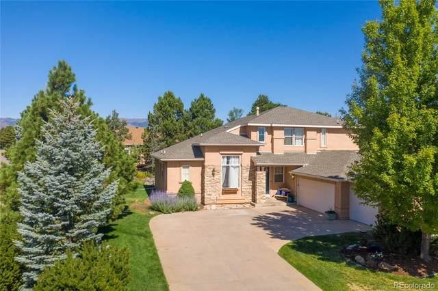 5610 Mercer Drive, Colorado Springs, CO 80918 (#5970839) :: Kimberly Austin Properties