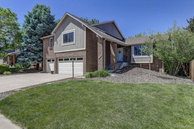 6295 S Macon Way, Englewood, CO 80111 (#5971344) :: Compass Colorado Realty