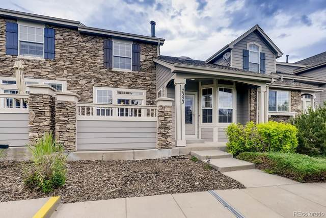 7353 Norfolk Place, Castle Pines, CO 80108 (#5971968) :: HomeSmart Realty Group