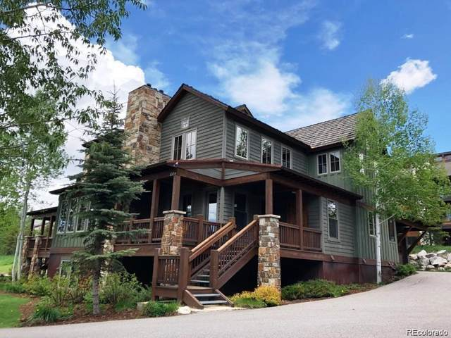 1329 Turning Leaf Court Deed H, Steamboat Springs, CO 80477 (#5972624) :: Bring Home Denver with Keller Williams Downtown Realty LLC