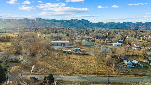 961 Orion Street, Golden, CO 80401 (#5972765) :: The HomeSmiths Team - Keller Williams