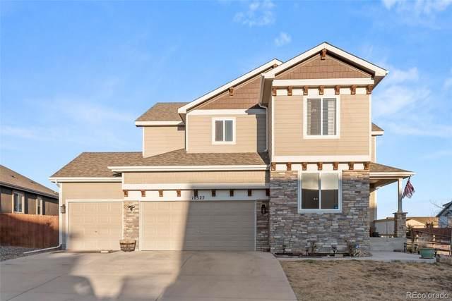 10527 Mount Evans Drive, Peyton, CO 80831 (MLS #5972934) :: The Sam Biller Home Team