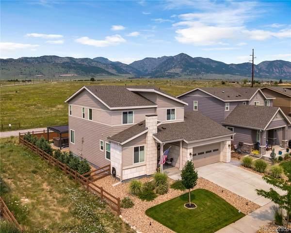 9327 Iron Mountain Way, Arvada, CO 80007 (#5973181) :: Finch & Gable Real Estate Co.
