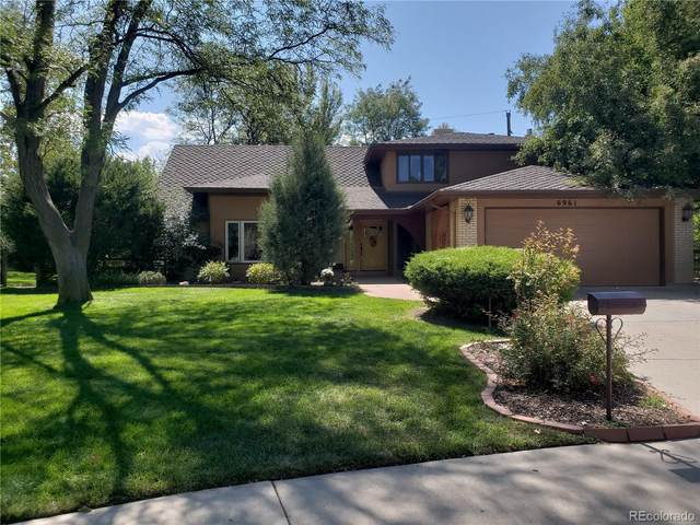 6961 S Harlan Court, Littleton, CO 80128 (#5973998) :: The Gilbert Group