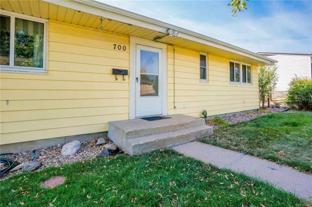 700 Cragmore Street, Denver, CO 80221 (MLS #5974054) :: 8z Real Estate