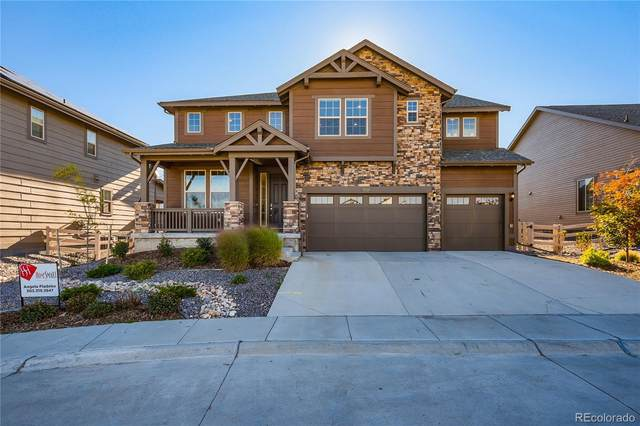 9720 Taylor River Circle, Littleton, CO 80125 (#5974151) :: The DeGrood Team