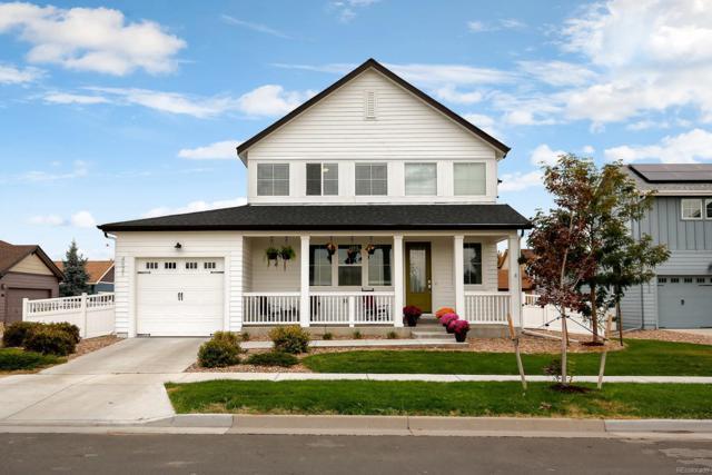 4521 Tanner Peak Trail, Brighton, CO 80601 (MLS #5974176) :: Kittle Real Estate