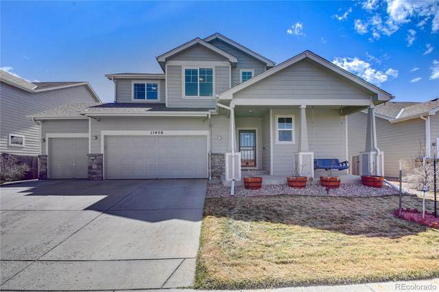 11456 E 119th Place, Henderson, CO 80640 (#5974594) :: The Gilbert Group