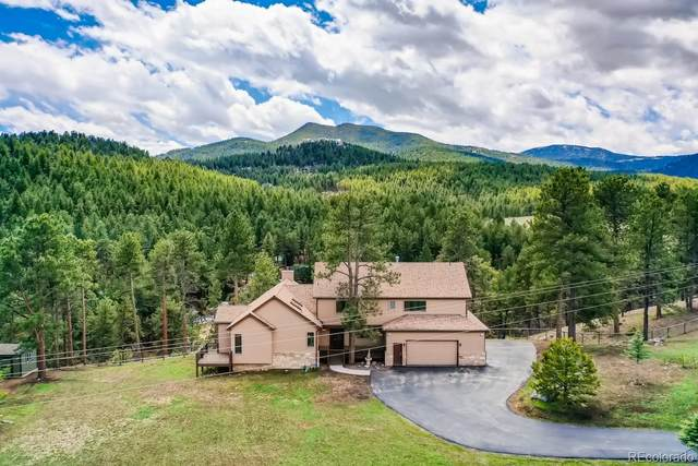 21362 Twin Peaks Lane, Morrison, CO 80465 (#5975094) :: The Colorado Foothills Team | Berkshire Hathaway Elevated Living Real Estate