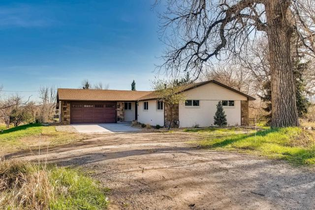 14290 W 54th Avenue, Arvada, CO 80002 (#5975383) :: The Peak Properties Group