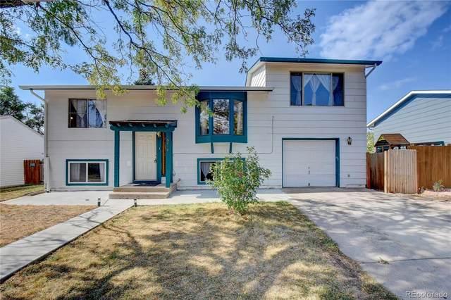 16018 E 17th Place, Aurora, CO 80011 (#5976149) :: Real Estate Professionals