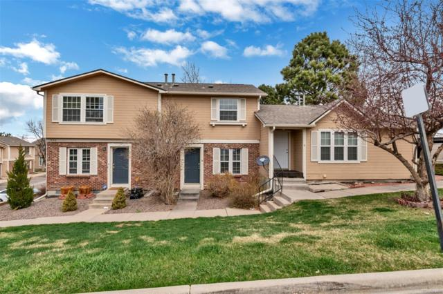 1546 S Ouray Circle B, Aurora, CO 80017 (#5976242) :: The DeGrood Team