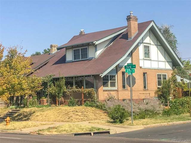 2700 N York Street, Denver, CO 80205 (MLS #5976268) :: The Sam Biller Home Team
