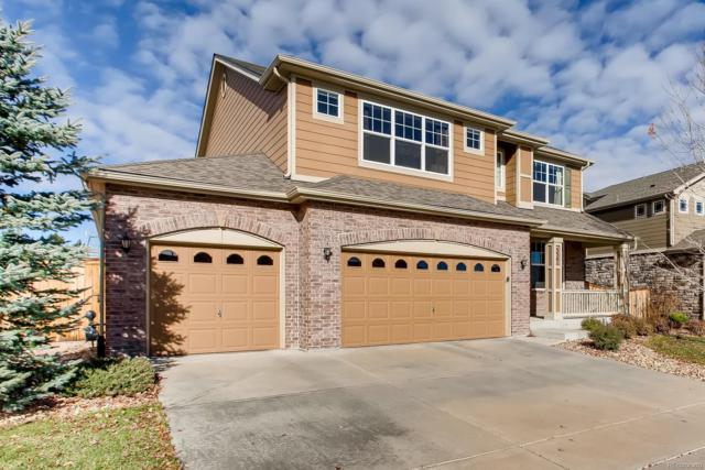 5341 S Eaton Park Way, Aurora, CO 80016 (#5976332) :: HomePopper