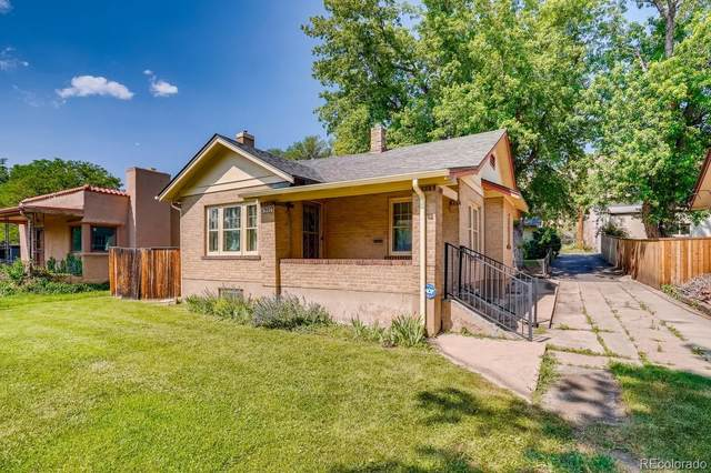 1907 Ford Street, Golden, CO 80401 (MLS #5976500) :: Clare Day with LIV Sotheby's International Realty