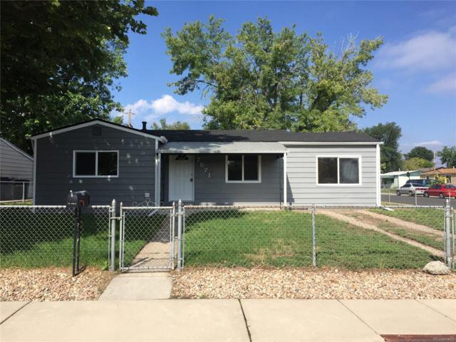 7571 Niagara Street, Commerce City, CO 80022 (MLS #5976834) :: 8z Real Estate