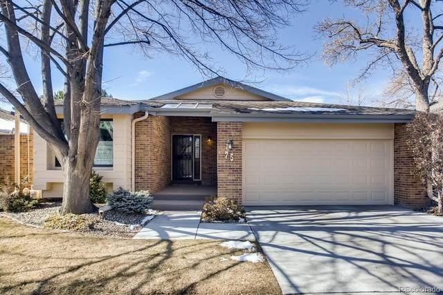 3333 E Florida Avenue #75, Denver, CO 80210 (MLS #5977028) :: 8z Real Estate