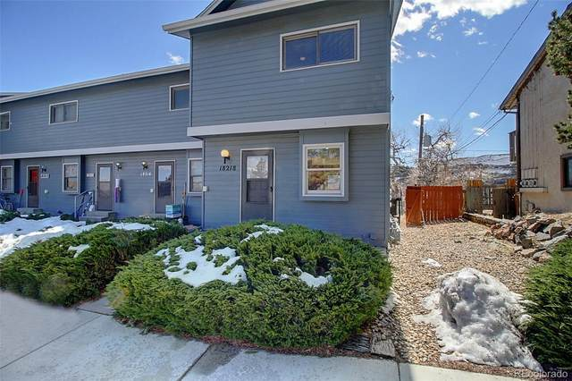 18218 W 3rd Place, Golden, CO 80401 (MLS #5977669) :: 8z Real Estate
