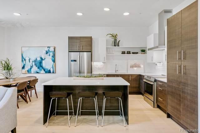 2570 Lawrence Street #207, Denver, CO 80205 (#5977701) :: Mile High Luxury Real Estate