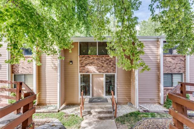137 S Zang Way C, Lakewood, CO 80228 (#5977842) :: True Performance Real Estate