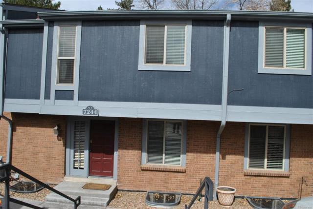 7244 S Xenia Circle, Centennial, CO 80112 (#5978528) :: Wisdom Real Estate