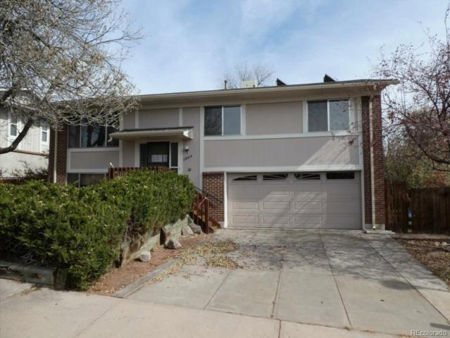 1964 S Wright Street, Lakewood, CO 80228 (#5979164) :: Sellstate Realty Pros
