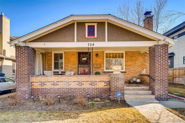 754 S York Street, Denver, CO 80209 (#5979576) :: Hudson Stonegate Team